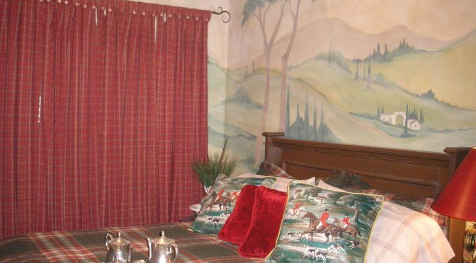 English Huntsman Guest Suite