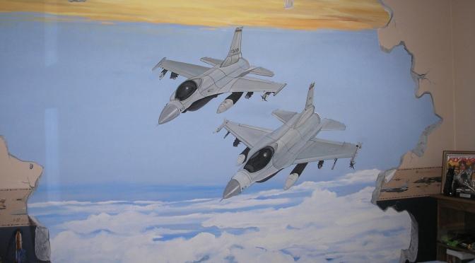 Air Force Mural